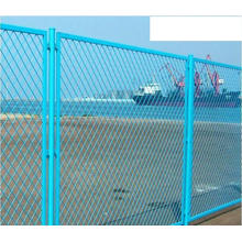 Шоссе Забор/Расширенная Металлический Забор