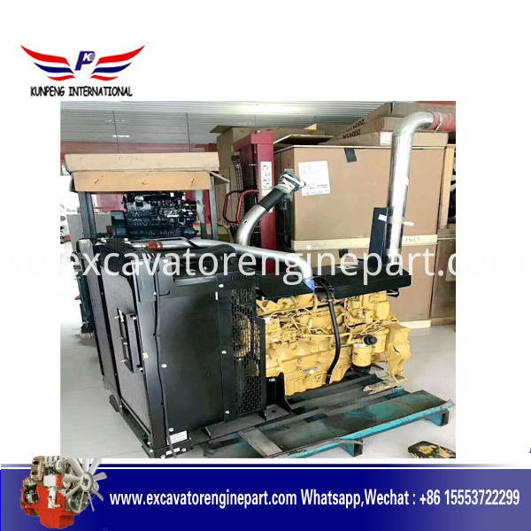 Yanmare diesel engine for generators