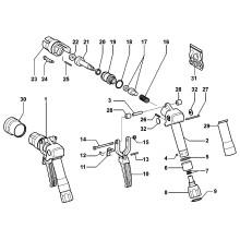 Hammer of LPG Nozzle