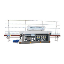 10 Motor Straight Line Glass Edging Processing Machine