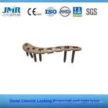 Ce China Entièrement stocké Plaques de verrouillage de clavicules distal Plaques LCP