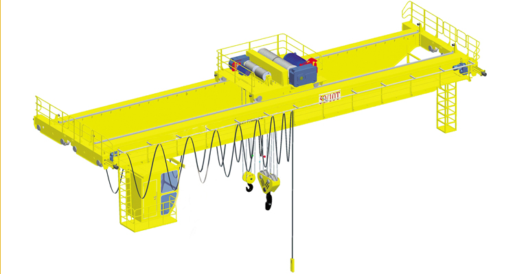 Overhead Traveling Bridge Crane