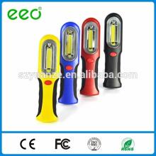 Led magnetic work light magnetic light led flashlight magnetic light