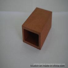 WPC Square Tube WPC Decking Holz Kunststoff Composite Decking