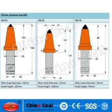 U92 china Coal Cutter Bit Of Mining Machine Conical Picks