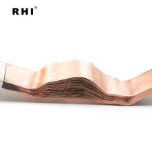 Kupfersammelschienenlieferanten, flexibler kupferner Stab, kupferner flexibler Verbinder