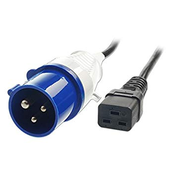 Iec 309 To C19 Cord