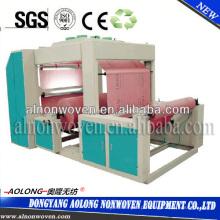 máquina de impressão não tecida do saco
