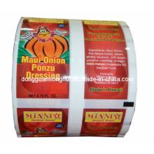 Dry Fruit Packaging Film/Fruit Snack Roll Film/Food Packing Film