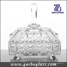 Arabia Glass Sugar Jar (GB1802R)