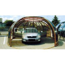 Garagem Sun de liga de alumínio para carro