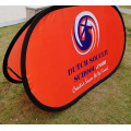 Horizontale Popup-A-Frame-Banner