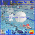 High Efficiency Chlorine Dioxide Tablet for Swimming Pool Sterilization