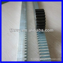 M2.5 gear rack 25*25*1000mm and pinion for Vietnam customer