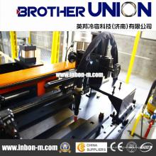 Aço galvanizado automático que dá forma à máquina para a bandeja de cabo