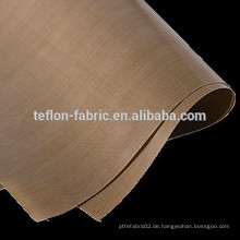 Beige und schwarze Farbe Teflon Transfer Hitze Press Blatt