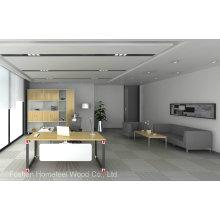 Escritório de Diretor do Gerente de Escritório MFC de Design Moderno Premium (HF-OFY005)