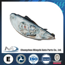 PEUGEOT 206 HEAD LAMP CRYSTAL R087276 L087275