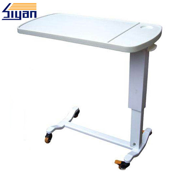 Bed table adjustable foldable for computer
