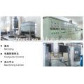 Máquina de injeção PVD TIN revestimento parafuso
