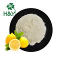 Lemon fruit juice powder lemon peel powder