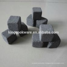 lava granite stone,stone Material and FDA Certification whiskey stone set of 9