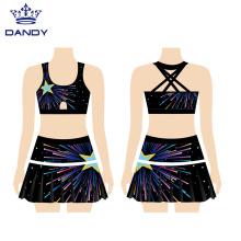 Maßgeschneiderte Cheerleader-Uniformen für Teamleistung