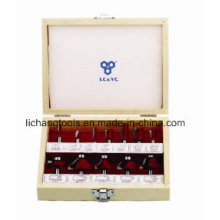 12 PCS Router Bit Set Use for Wood Cutting