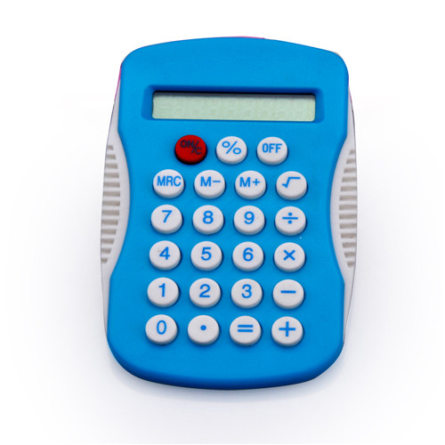 Promotional Mini Pocket Calculator