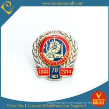 Jahrestag Pin Badge für Souvenir Sammlung aus China