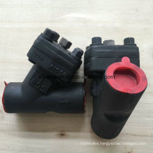 ANSI Standard 800lb Forged Steel Welding End Y Type Strainers