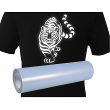 Htv Reflective Heat Transfer Vinyl For Shirts