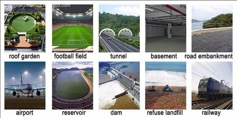 Application Drainage Sheet