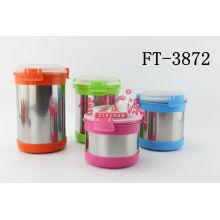 Stainless Steel Storage Jar (FT-3872)