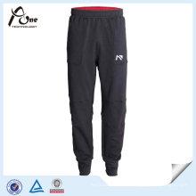 Großhandel Baumwolle Laufbekleidung Design Track Hosen für Männer