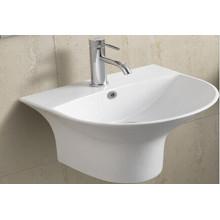Cuarto de baño colgante de la pared de cerámica (5300c)