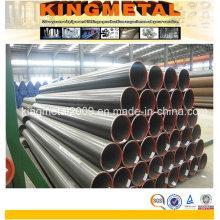 ASTM A53 Gr. B Sch40 ERW Carbon Steel Pipe
