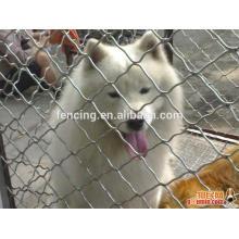 Engranzamento de fio bonito galvanizado da grade ou cerca de Meg, redes para gaiolas do cão