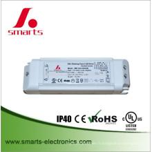 Entrée 110V et 230V 10W Dimmable 350ma courant constant conducteur conduit
