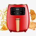 Máquina Fritadeira Elétrica Mini Digital Smart Air