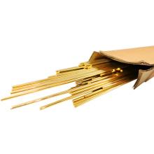Copper Brazing Alloys Tin Brass CuZn40Sn Brass Welding Rod BRCuZn-C
