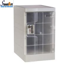 A venda 2018 quente usou o armário plástico do Abs para o dormitório do estudante