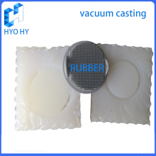 Rapid prototyping silicone Mold vacuum casting Service