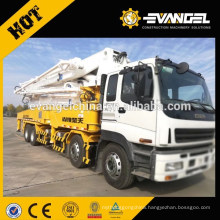 37M Shantui Concrete Pump Truck HJC5270THB-37 in stock
