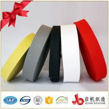Correia de borda não elástica de nylon barato da correia do preço inferior