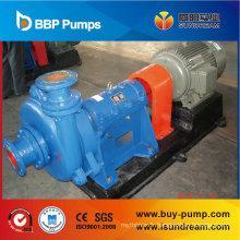 Pompe de boue centrifuge résistante de traitement minéral