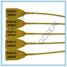 Bagagem de linha de ar plástico selo GC-P002 com 30cm de comprimento de trabalho