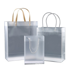 New Arrival Designer Women Customize  Fashion PP Material Handbags Shopping Bag Tote Handbag