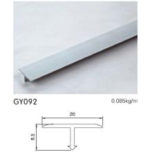 8.5cm Height Aluminium T Shape Trim