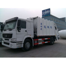 SINOTRUK Compressed Refuse Collection Trucks